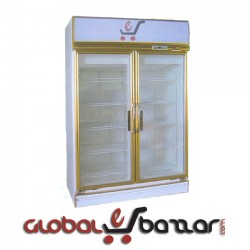 Supershop Commercial Refrigerator ( Two Doors Chiller)