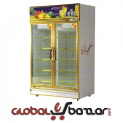 Supershop Commercial Refrigerator (Model: ASECO VC200)