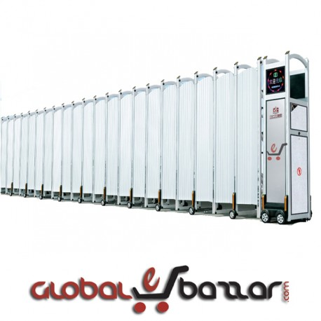 Retractable Auto Gate (Model: BT-504)