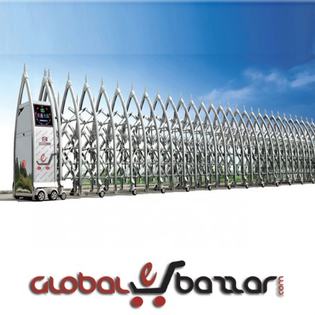 Retractable Auto Gate (Model: JG-318)