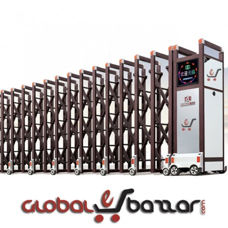 Retractable Auto Gate (Model: HX-311B)