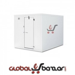 Supershop Ice Bottle Water Blast Freezer Room