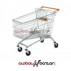 Supershop Shopping Trolley-European Style in Bangladesh