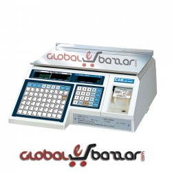 Super market Label Printing Scale in Bangladesh