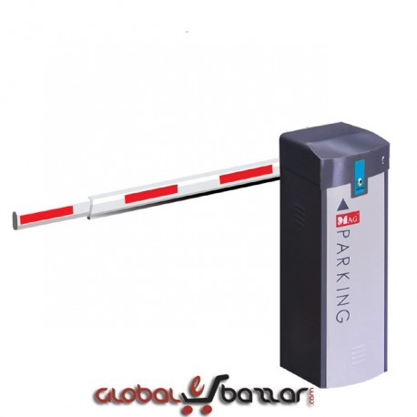 Telescopic Arm Barrier Gate (Model: BR660T)