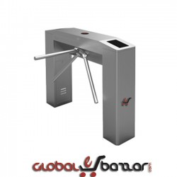 Motorized Tripod Turnstile (Model: TTS450)