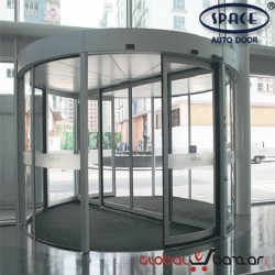 Large Revolving Door