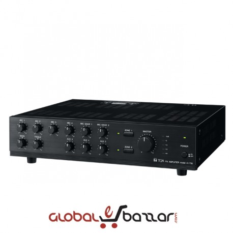 Mixer Power Amplifier-ER version (Model: A-1706 )