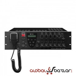 Voice Alarm System Amplifier (Model: VM-3240VA)