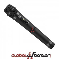 UHF Hand-held Wireless Microphone (Model: WM-5220)