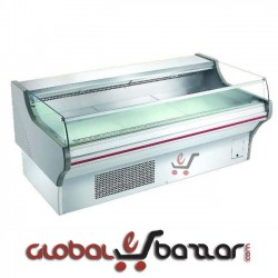 Supershop Fish Display Chiller in Bangladesh