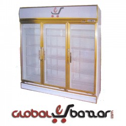 Supershop Commercial Refrigerator ( Three Doors Chiller)