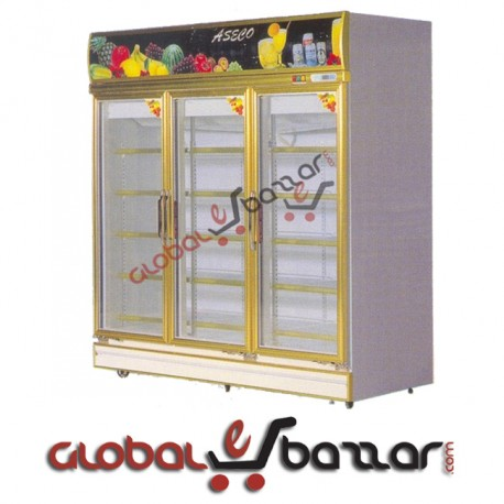Commercial Refrigerator (Model: ASECO VC310)