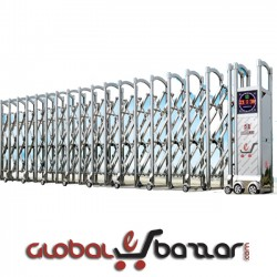 Retractable Auto Gate (Model: JG-323)