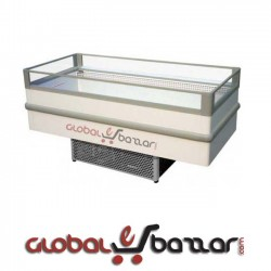 Supershop Island Display Chiller/Freezer in Bangladesh
