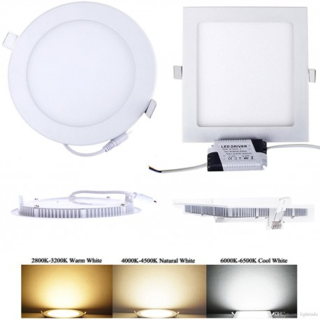 Led Panel light-12 watt