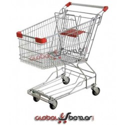 Supershop Shopping Trolley-Asian Style in Bangladesh