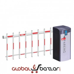 Fence Arm Barrier Gate (Model: BR660T)