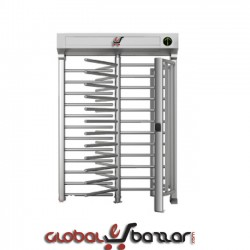 Economical Full Height Turnstile (Model: TTS713)