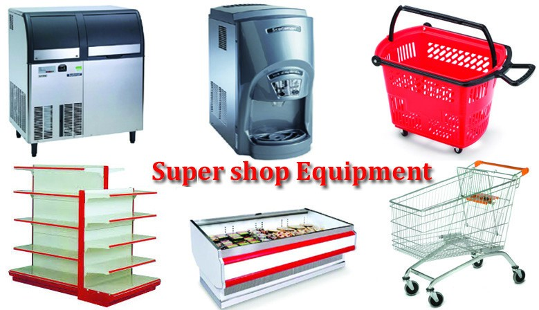 Super Shop Equipment