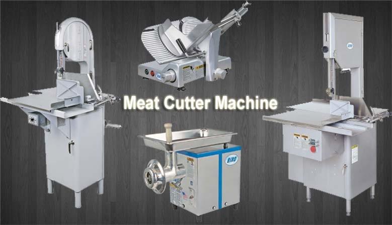 Meat Cutter Machine
